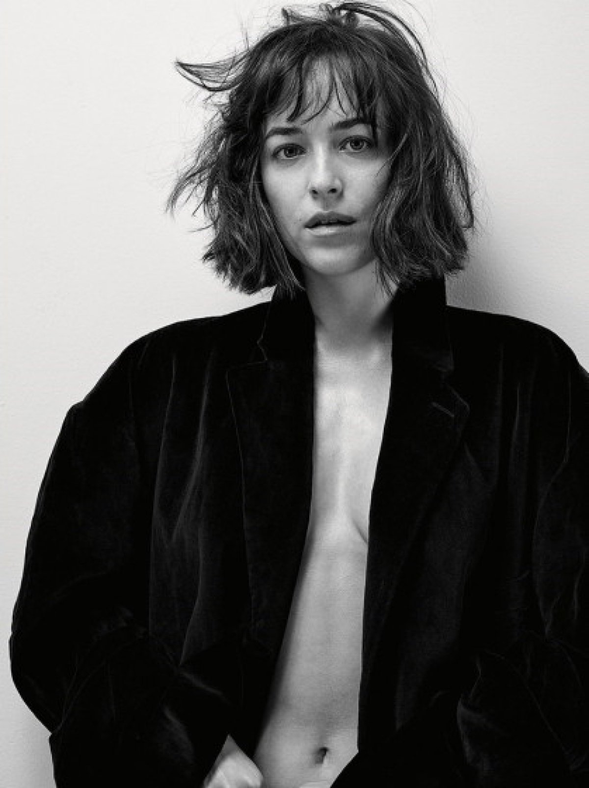 Dakota Johnson Se Desnuda Para La Revista Another Fotogalería