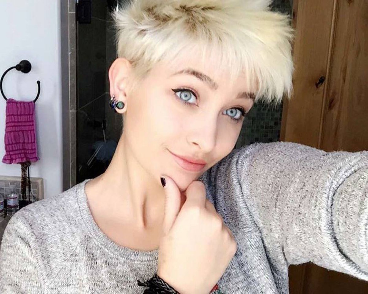 Paris Jackson cambia de look