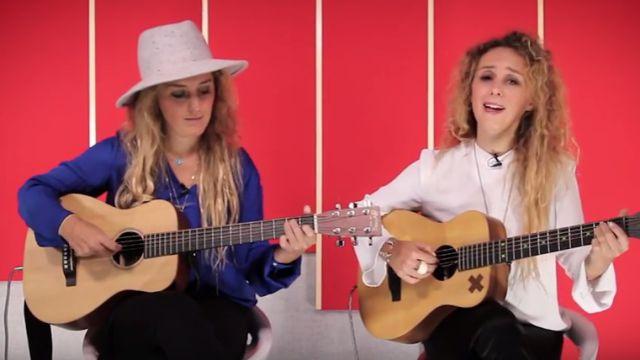 Las talentosas colombianas nos presentan su más reciente sencillo en una sesión acústica inolvidable.