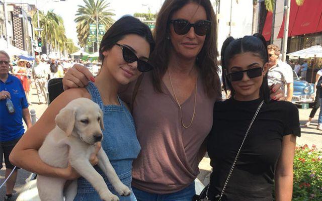 Los tres pasaron juntos un día tan especial en Beverly Hills.