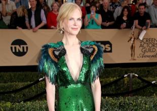 Las atrevidas fotos de Nicole Kidman a sus 50 años que jamás esperaste ver