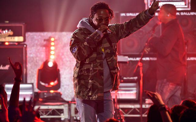 El rapero lidera la lista con ocho nominaciones para los esperados MTV Video Music Awards que se celebrarán el 27 de Agosto.