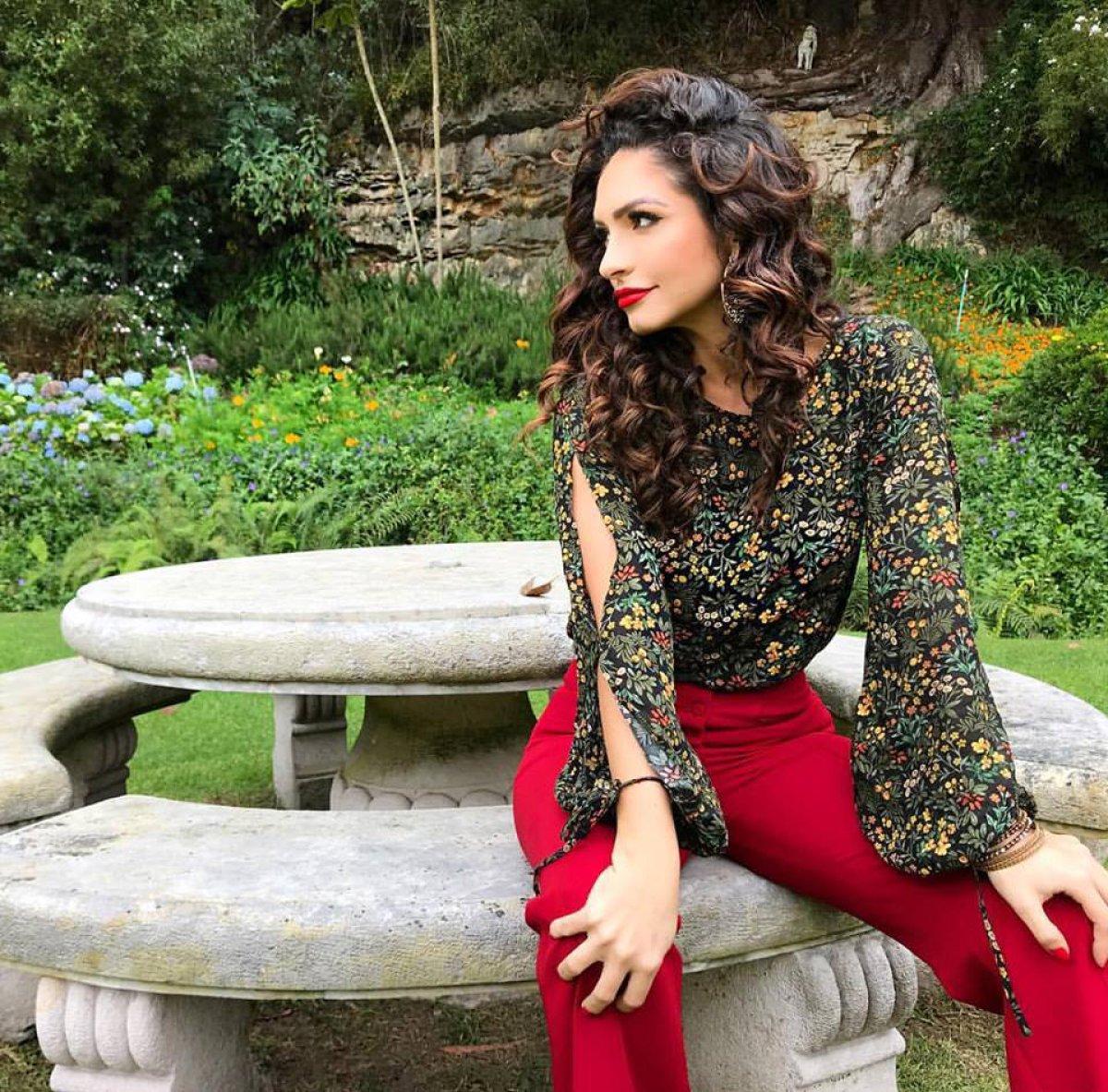f5138214af8f El cambio de look de Kimberly Reyes que encantó a sus seguidores en ...