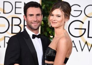 Adam Levine atribuye el éxito de su matrimonio a su título de 'Hombre más sexy del mundo'