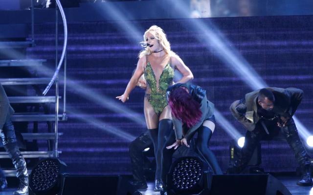 """La princesa del pop Britney Spears anunció que su show """"Piece of me"""" terminara el 31 de octubre."""