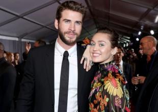 Miley Cyrus empieza a celebrar su cumpleaños con un regalo muy especial de Liam Hemsworth