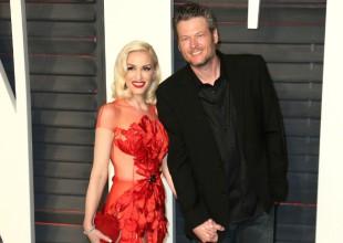 Gwen Stefani y Blake Shelton casi queman su casa en su primera Navidad juntos