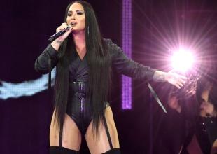 Demi Lovato celebra seis años sobria