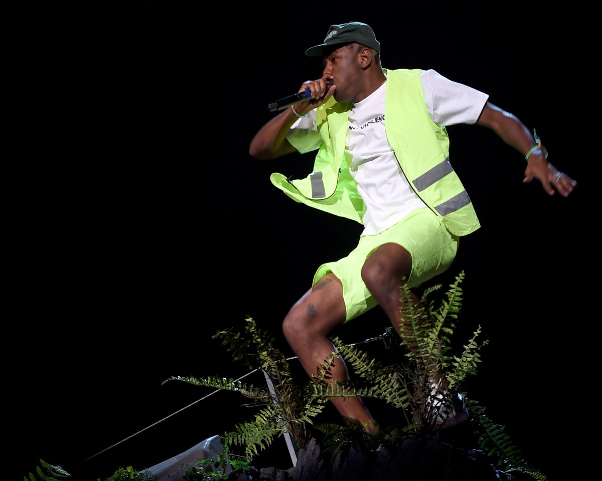 Tyler The Creator en Coachella 2018
