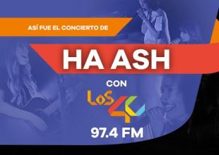 Los mejores momentos de Ha*Ash en Bogotá