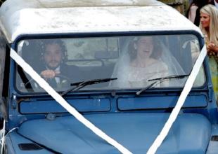 'Jon Snow' se casó con 'Ygritte'
