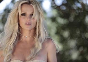 Britney Spears mostró un seno durante su última presentación