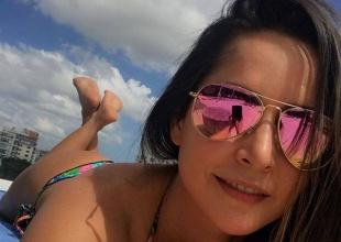 Las escenas de Carmen Villalobos que estremecen las redes sociales