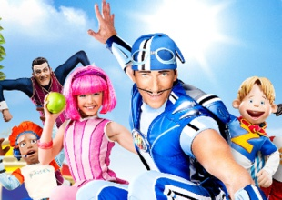 Murió famoso actor de 'Lazy Town'