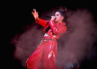 El twerking de Rosalía que se robó el show en Coachella