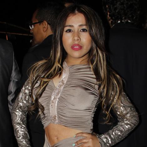 Yina Calderón revela como lucía antes de las cirugías
